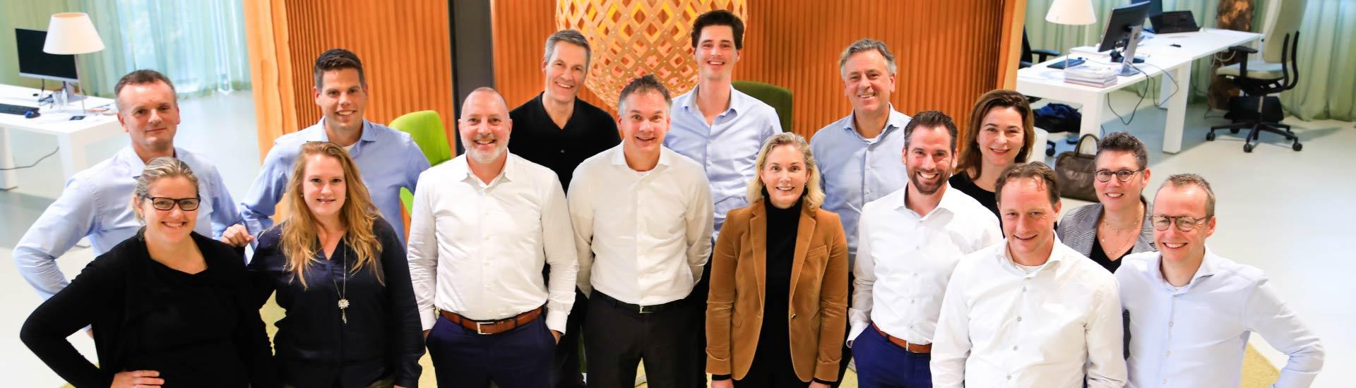 Het team van NPR Inkoopprofessionals
